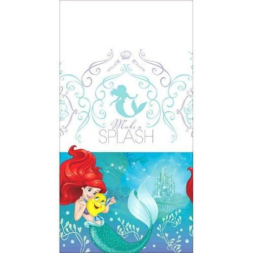 Cups Napkins /& Plates New Little Mermaid Ariel Party Express Pack for 8 Guests