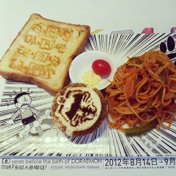 #Doraemon cafe @lawrence_law - @bbcherrylee- #webstagram
