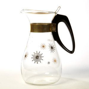 Pyrex Atomic Carafe, $65, now featured on Fab.