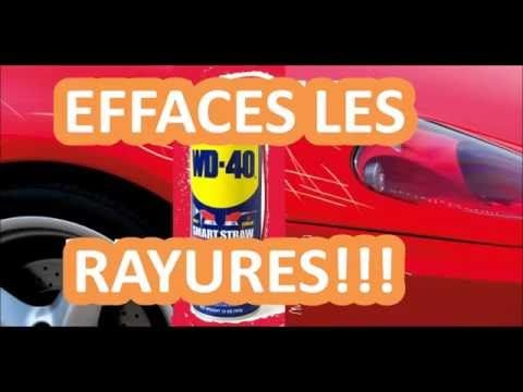 Tuto Wd 40 Efface Rayures Carrosserie Voiture Et Nettoie Les Jantes Carrosserie Voiture Rayure Carrosserie Rayure Voiture