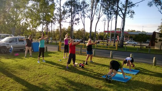 Murarrie Recreation Ground Bootcamp