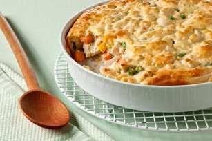 Savory chicken pot pie recipe | food | Pinterest | Pot Pies, Pie ...