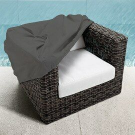Gloster Loop Collection Weatermax 80 Protective Covers In 2021 Deep Seating Outdoor Furniture Covers Outdoor Furniture