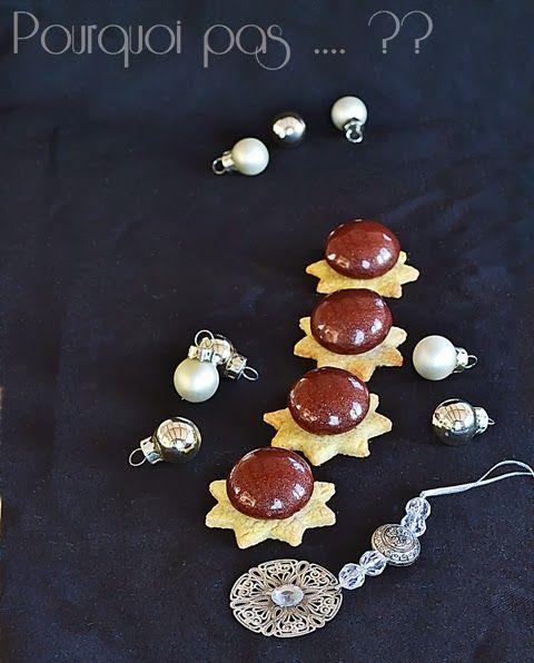 Pourquoi pas .... ??: Raviole coulante chocolat / passion