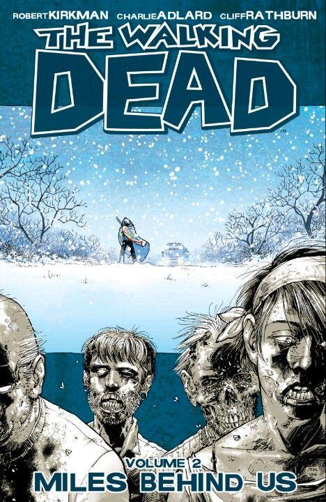 The Walking Dead Volume 2 : Miles Behind Us
