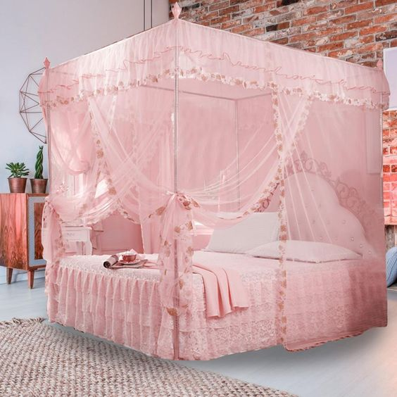 This lovely GirlChoice™ Luxury Princess Bed Canopy Curtain is on flash sale at 50% OFF for only $87.95 today. If you didn't know, ORDER NOW because these are selling like hotcakes! Limit to a maximum of 5 per customer! GirlChoice™ Luxury Princess Bed Canopy Curtain There's someth...