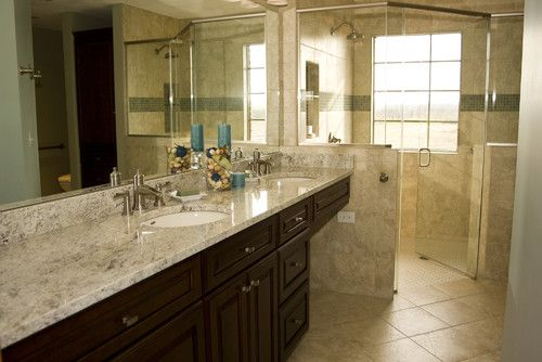 Handicap Roll Up Vanity Universal Spa Bathroom