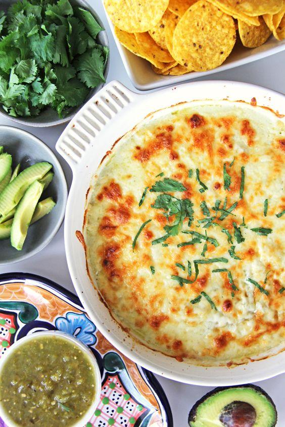 Easy Green Chile Chicken Enchilada Casserole | Recipe ...