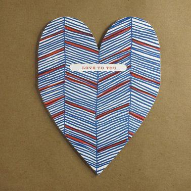 valentines | cards | egg press