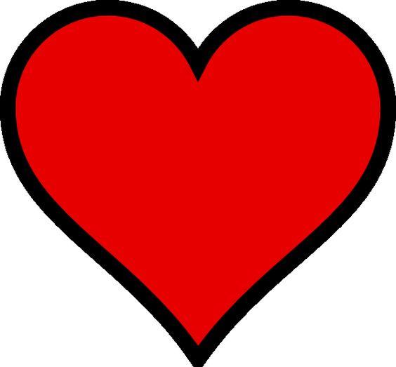 dibujos de corazones - Buscar con Google