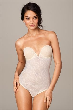 Nude Shape Lace Body by Next