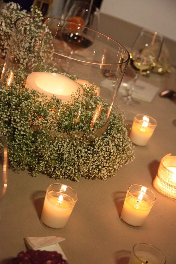 Centro mesa boda N+E