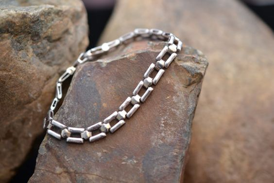 Hey, I found this really awesome Etsy listing at https://www.etsy.com/listing/194867343/modern-italian-sterling-silver-bracelet