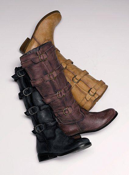 Victoria's Secret Boots