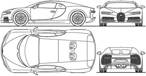 Bugatti Chiron 2016 Bugatti Chiron Bugatti Chiron 2016 Bugatti