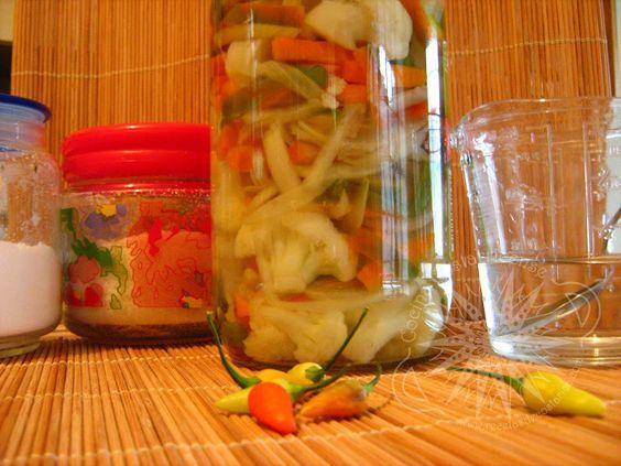 Cocina Costarricense: chilera