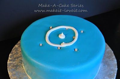 Make-A-Cake Series: Filling and Stacking a Cake | Make It and Love It