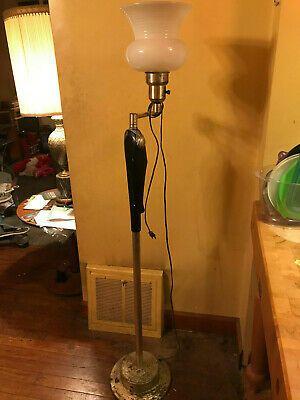 Ebay Sponsored Viktor Schekengost Art Deco Floor Lamp With Images Art Deco Floor Lamp Deco Floor Lamp Chrome Floor Lamps