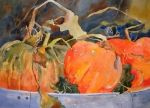 pumpkin original paintings art for sale | Daily Painters Art Gallery
