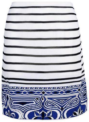 EMILIO PUCCI Mini skirt  | ≼❃≽ @kimludcom