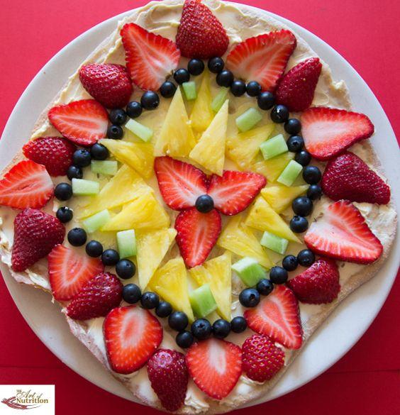 No sugar party food desserts