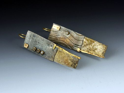 Roger Rimel jewelry at JANE SAUER GALLERY -