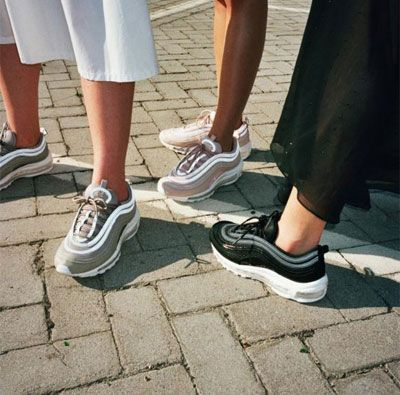 Fashion Girl Outfits Nike Air Max 97 Sneakers | Nike