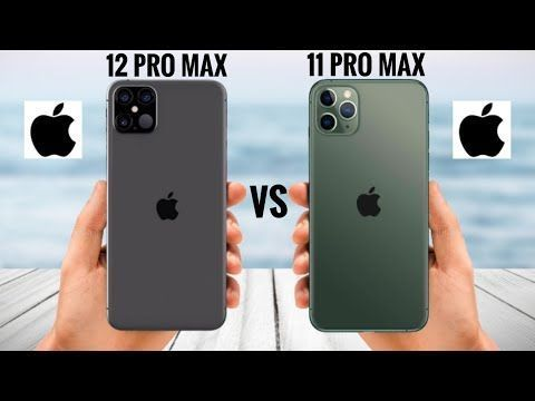 Iphone 12 Pro Max Vs Iphone Iphone Comparison Apple Iphone Accessories