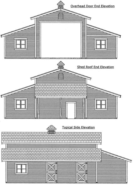 Shops shop plans and style on pinterest for Monitor garage plans