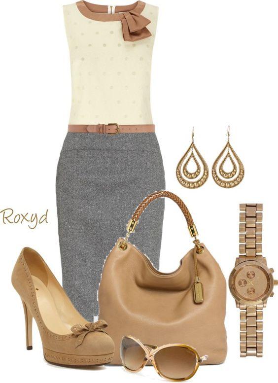 Pour un look working girl en été ! #myfashionlove #look #wworkinggirl #belledejour  www.myfashionlove.com