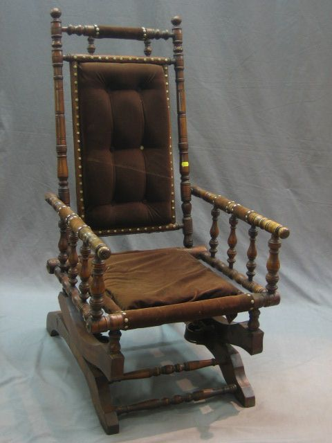 Rocking Chairs Chairs And 19th Century On Pinterest