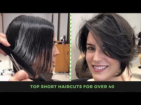 Haircuts For Over 40 Professional Hairstyles For Over 40 That Will Make You Look In 2020 Over 40 Hairstyles Professional Hairstyles Professional Hairstyles For Women