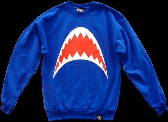 a mi me gusta el sueter y shark