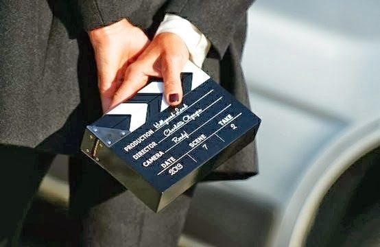 How to Chic: MOVIE CLUTCH