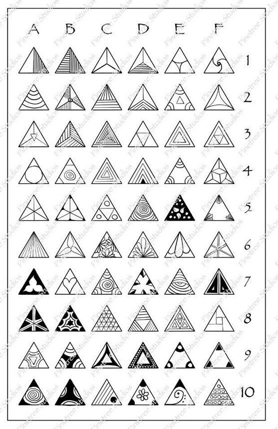 43 Zentangle Patterns Easy Doodles Zen Tangles Fundamentals Explained Canberkarac Com Zentangle Patterns Tangle Art Design Pattern Art