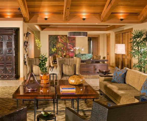hawaiian interior design Interior Design