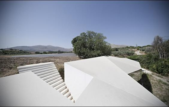 BIODIVERSITY CENTRE BY THOMAS GARCIA PIRIZ, LOJA, SOUTHERN SPAIN