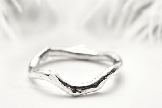 Jewelry ring - this would be fun for a middle or pointer finger
