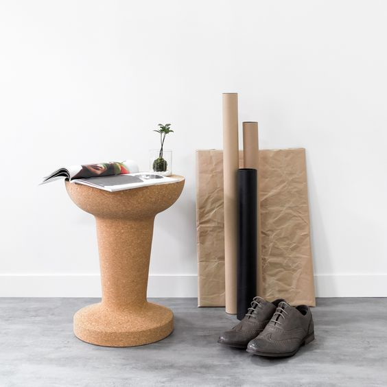 High Quality Pushpin Cork Stool Great Ideas