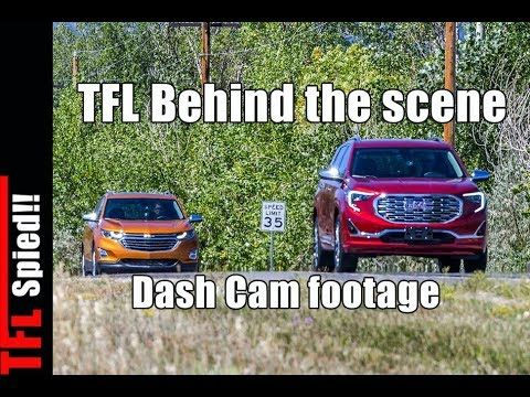Tfl Spied 2019 Gmc Terrain Vs Chevy Equinox Behind The Scenes