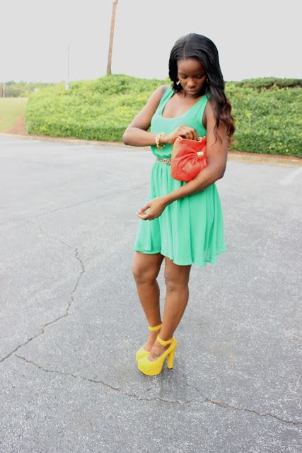 Lover4FASHION: The Flowy Dress