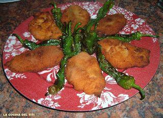 la cocina del titi: Lomitos de mojarras con crema de gambas