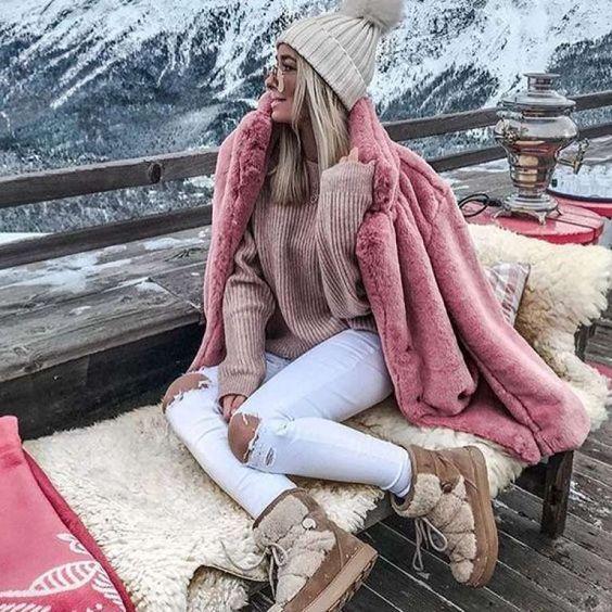 37 Outfits de Moda para el Invierno (2019)