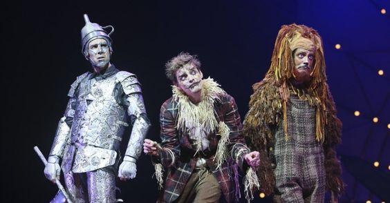 """Musical """"O Mágico de Oz"""" estreia no Rio; superprodução terá até cachorro no palco - Teatro - Guia UOL"""