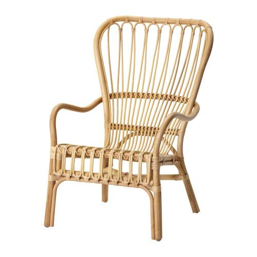 Ikea chairs and rattan on pinterest - Wicker dining chairs ikea ...