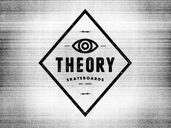 Theory Skateboards Identity by Andrew Fairclough