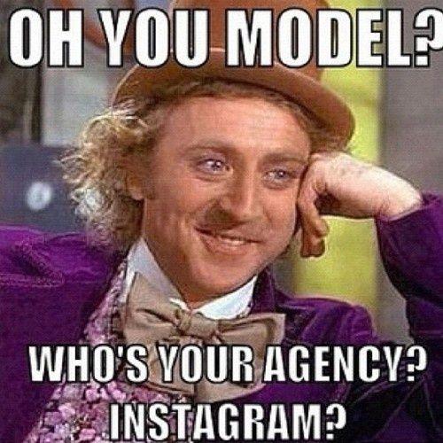 Oh, you model fun-interesting