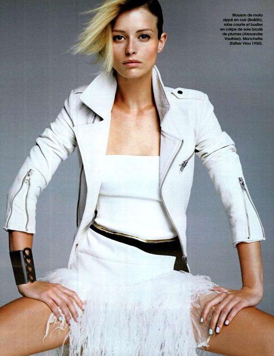 Parution dans Marie Claire France Mai 2014 #esthervina1950 #esthervina #marieclaire #cuff #jewelry #couture #fashion