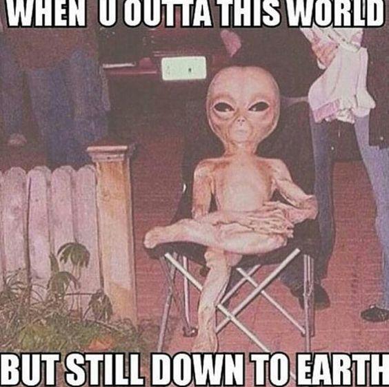 Alien meme