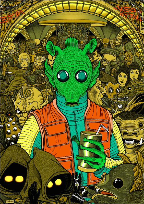 Greedo - Florian Bertmer